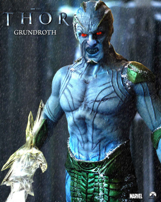 Grundroth - Frost Giants