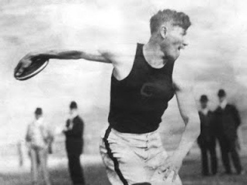 Jim Thorpe was a great all around athlete who excelled in many sports.