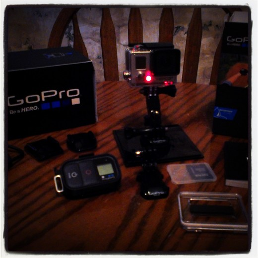 GoPro Hero3+ Video Camera