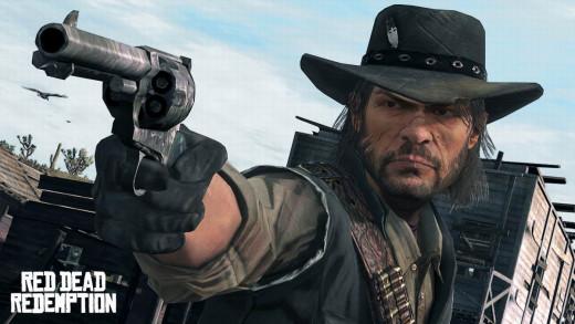 Red Dead Redemption: It is the wild, wild west
