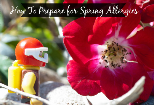 Spring time doesn't have to be a miserable experience if you suffer from seasonal allergies.