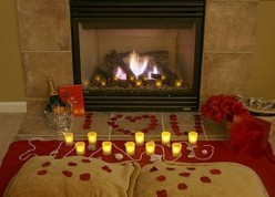 10 Cheap romantic tips to keep the Sparks Blazing