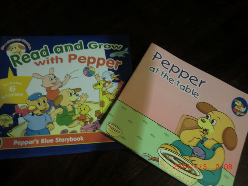 Pepper Series