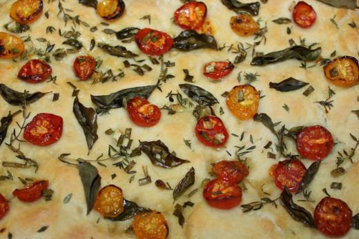 Easy Pizza Recipe For Saturday Nights In