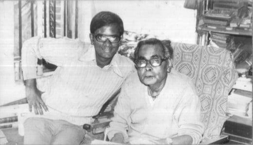 George da with  Barun
