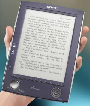 The Sony Reader
