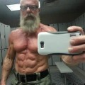 Muscular Development after the Age of 40