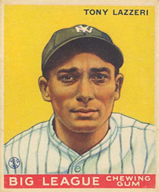 Tony Lazzeri was possibly the best second baseman in Yankees history. Cano has many similarities to Lazzeri.
