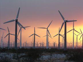 Wind turbines ruining the countryside