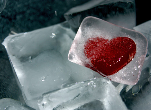 protect your heart allow it to thaw often