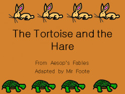 English Lessons Through Stories and Songs: The Tortoise and the Hare