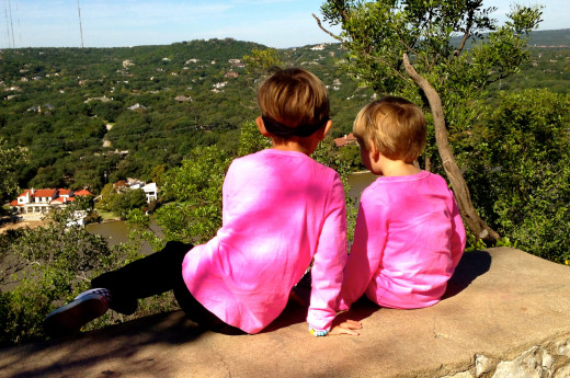 Why can't boys wear pink?  Really….why?