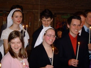 Joint Anglican - Catholic Apostolic Confirmation in Utrecht