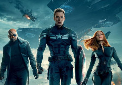A Well Deserved Promotion For Captain America's Heroics Against The Winter Soldier....