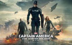 New Review: Captain America: The Winter Soldier
