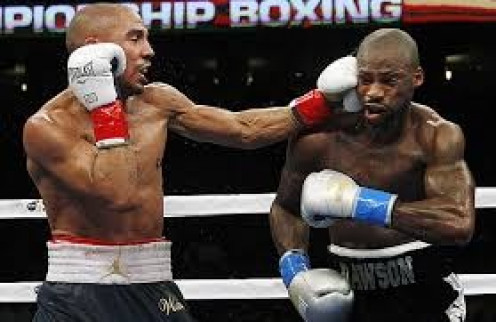 S.O.G. Andre Ward completely dominated Chad Dawson before scoring a late knockout in defense of his super middleweight championship.