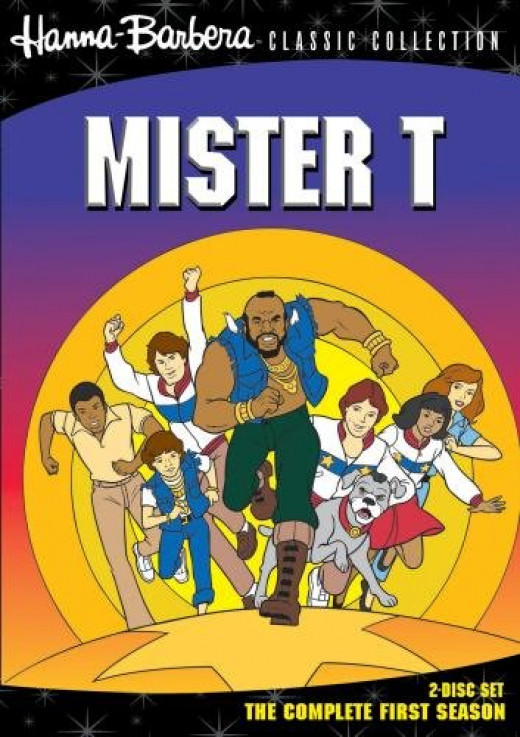 I pity the fool that takes their kid to see an animated movie with profanity in it, when they could watch this action packed, kid friendly DVD.
