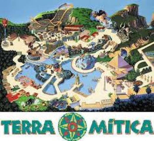 Terra Mitica - Theme Park outside Benidorm
