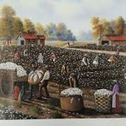 Picking cotton was the only thing we knew