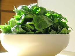 Spinach - a superfood
