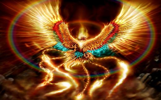 Phoenix rising.