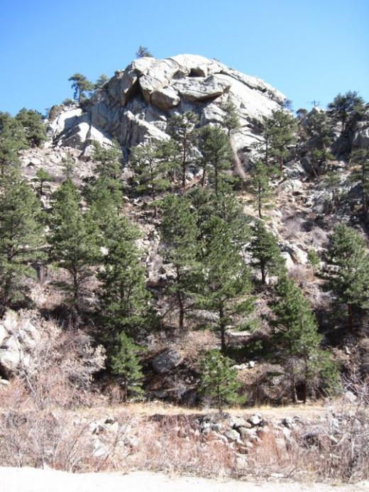 Scenery near Boulder, CO