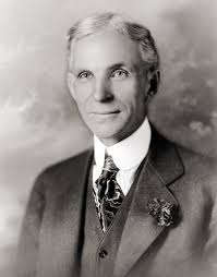 Henry Ford: A blessing to mankind?