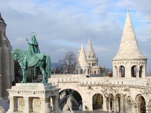 Buda's Castle Hill