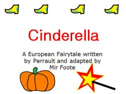 Teach English with Stories: Cinderella