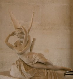From the Greek That'll Learn Ya File: Eros and Psyche - Trust in Love