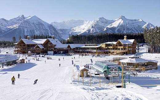 Lake Louise Ski