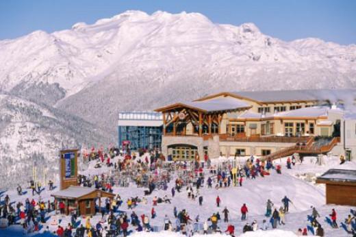 Whistler Blackcomb Resort