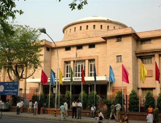 National Museum in New Delhi