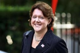 Maria Miller.  Gone today and good riddance say public