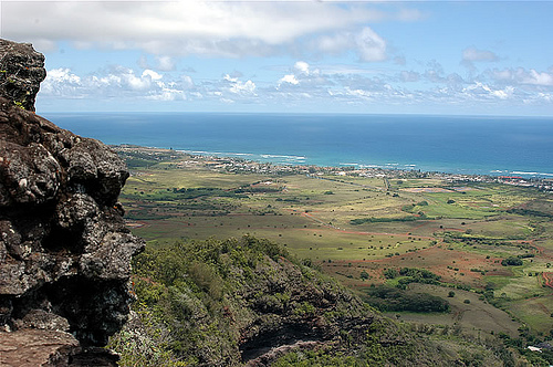 View from the Summit of Sleeping Giant