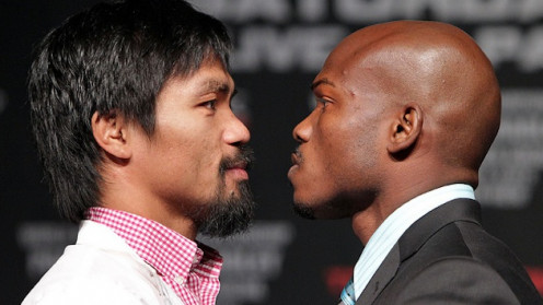 Manny Pacquiao Has Solved Tonight's Biggest Problem