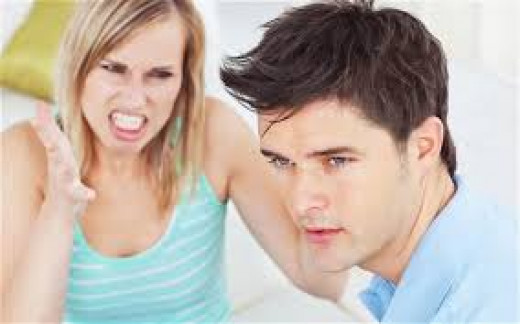 Anger can destroy relationships if your feelings are kept in