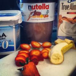 Nutella Smoothie Recipe