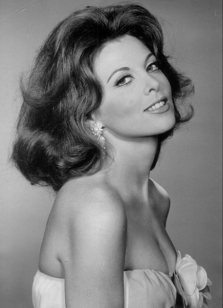 Photo of Tina Louise from her work on the television program Gilligan's Island.