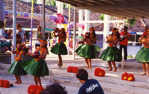 Coconut Marketplace Hula, Kapa'a