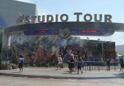 Working for Universal Tours