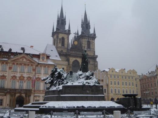 Main Square Prague