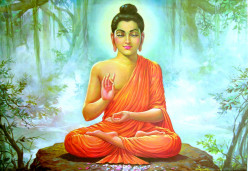 Buddha- Mythological Hero