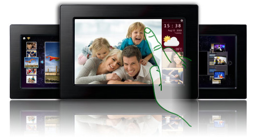 top 10 digital photo frames reviewed and compared hubpages