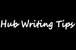 Hub Writing Tips