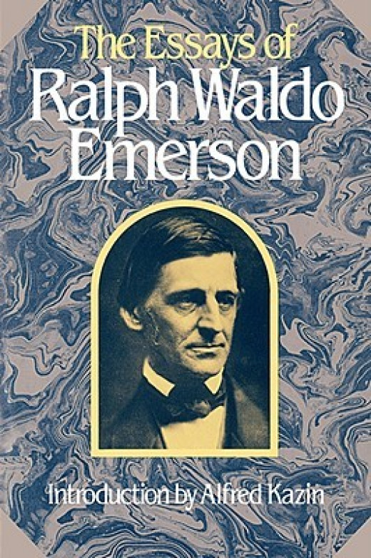 Emerson was regarded as a strong essay writer but not a true talent in the poetic sphere.