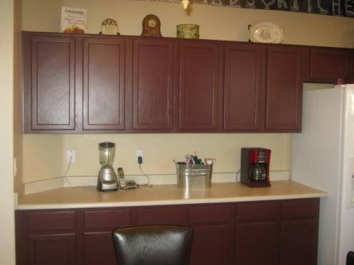Accessorize The  Kitchen Cabinets