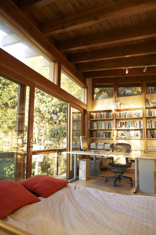 Urban Cabin - Home Office