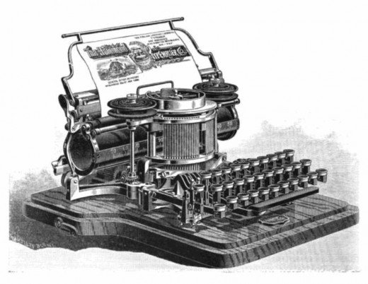 Hammond Typewriter
