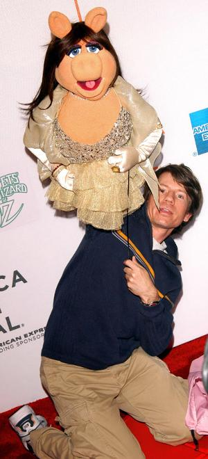 Erick Jacobson The voice behind Ms. Piggy!